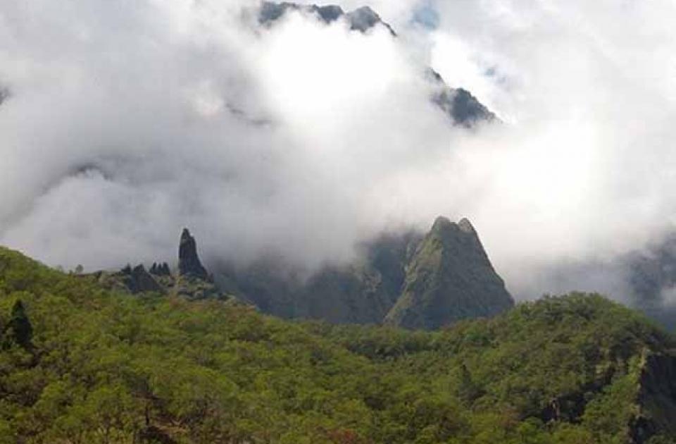 Lembah Ramma Gunung Bawakaraeng