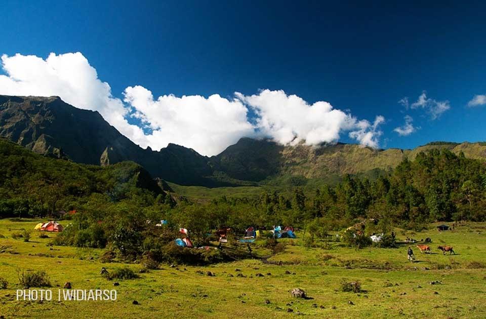 Pesona keindahan Lembah Ramma Gunung Bawakaraeng